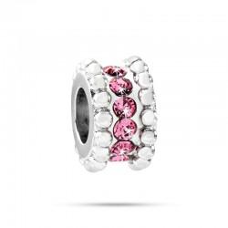 MORELLATO Drops Pink Crystals