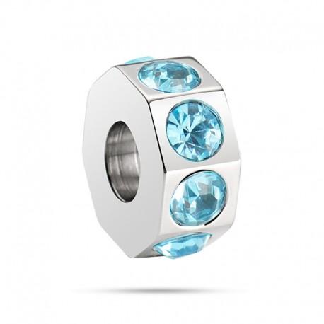 MORELLATO Drops LightBlue Crystals