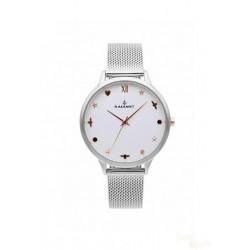 Relógio Radiant Grace All Silver