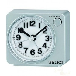 Despertador Seiko Clocks Cinza