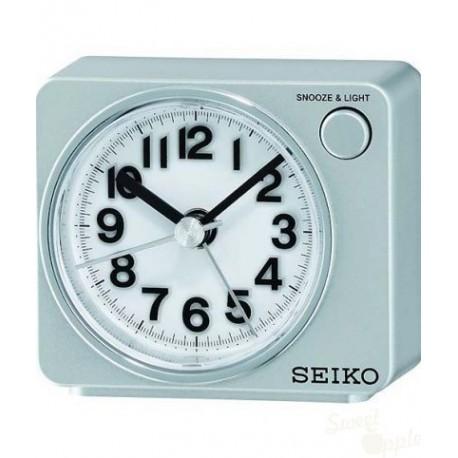 Despertador Seiko Clocks Cinza