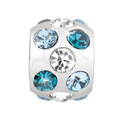 MORELLATO Drops Blue/LightBlue Crystals