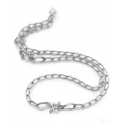 Colar Guess Love Wire SS Silver