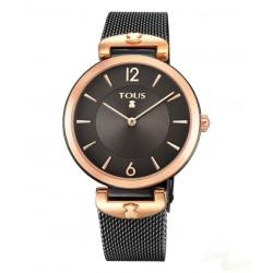 Relógio Tous S-Mesh SSBLRGBL