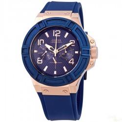 Relógio Guess Rigor Blue Homem