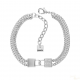 Pulseira DKNY The City Street Lock SS