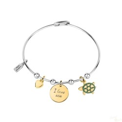 Pulseira La Petite Story Bangle Sea Turtle SG