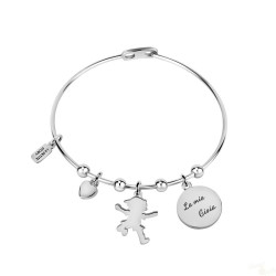 Pulseira La Petite Story Bangle Baby Boy jumping S