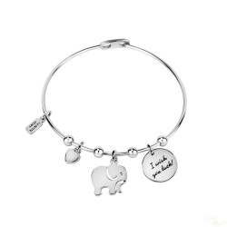 Pulseira La Petite Story Bangle Elephant S