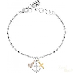 Pulseira La Petite Story Charms Anchor SG