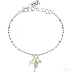 Pulseira La Petite Story Charms Wing SRG