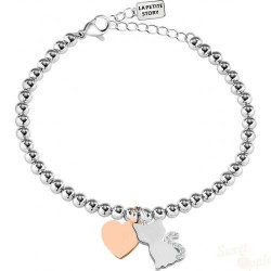 Pulseira La Petite Story Dog and Kitty Cat SRG