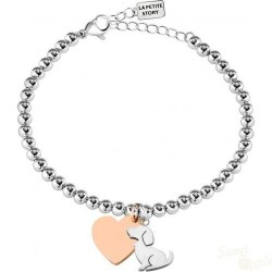 Pulseira La Petite Story Dog and Kitty Beagle SRG