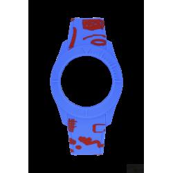 Bracelete WatxAndCo Smart Free Azul
