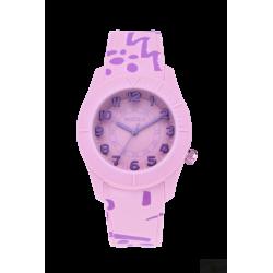 Relógio WatxAndCo Analogic Free Rosa Claro S