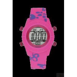 Relógio WatxAndCo Digital Free Rosa S