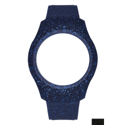 Bracelete WatxAndCo Smart Byz Azul Glitter