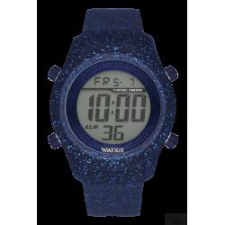 Relógio WatxAndCo Digital Byz Aul Glitter M