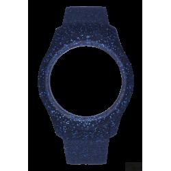 Bracelete WatxAndCo Smart Byz Azul Glitter L