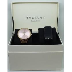 Relógio Radiant Sartolrial Conjunto SSG