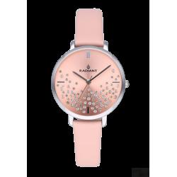 Relógio Radiant Ella Pink Pearl PSP