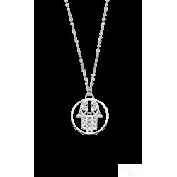 Colar Lotus Silver Mystic