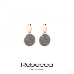 Brincos Rebecca Coleção Jolie em Prata 925 RG