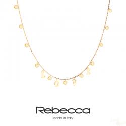 Colar Rebecca Coleção Lucciole em Prata 925 G
