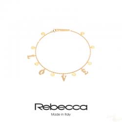 Pulseira Rebecca Love Lucciole em Prata 925 G