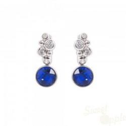Brincos Marmara MAJESTIC BLUE