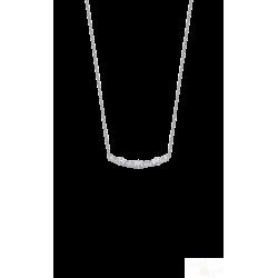 Colar Lotus Silver Charming Prata 925