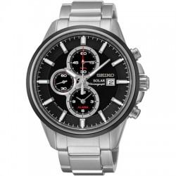 Relógio Seiko Solar Cronograph SB