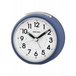Relógio Despertador Seiko Azul