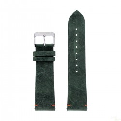 Bracelete WatxAndCo 44 Splash Green Metal Collection