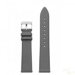Bracelete WatxAndCo 38 Granite Grey Metal Collection