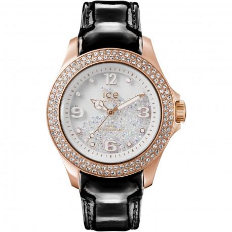 Relógio Ice-Crystal Rose Gold