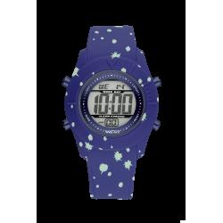 Relógio WatxAndCo Cosmic Blue