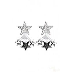 Brincos Karl Lagerfeld Essentials Star Swarovski BL