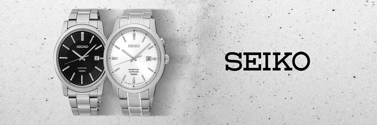 Relógios Seiko Automáticos